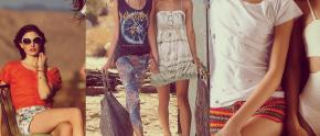 Festival Wear Inspiration (part deux): Free People's April Catalog