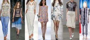 10 Awesome Collections from #NYFW…