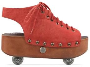 Shoesday: Roll with the Homies in Jeffrey Campbell's Go FastSandal