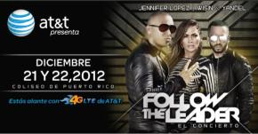 Follow the Leader: Jennifer López / Wisin yYandel