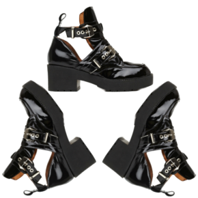 Shoesday: Jeffrey Campbell's Coltrane in Black Patent