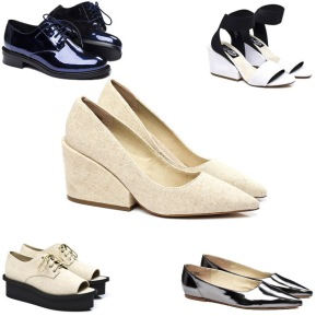 Shoesday: Cheap Monday Spring2013