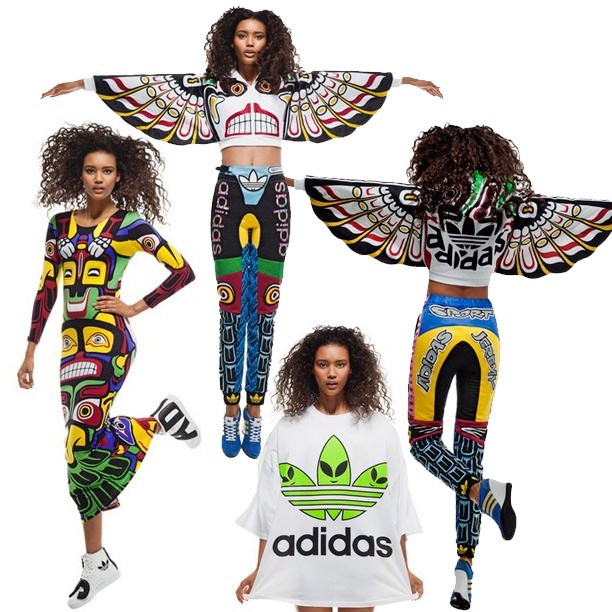 Lookbook amor: jeremy scott adidas Originals Primavera / Verano 2013