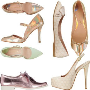 Shoesday: Christian Siriano and Isabel Toledo for Payless Spring 2013