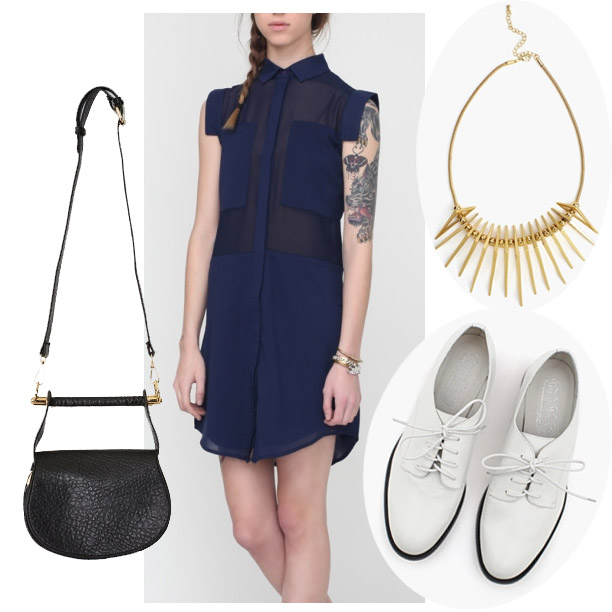 Look-Need-Supply-Co-Nasty-Gal-shirt-dress-Jeffrey-Campbell-oxford