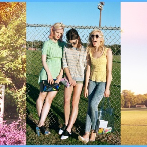 Lookbook Love: Urban Outfitters Spring 2013