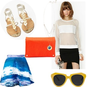 Weekend Look: Corona Pro Surf WeekendEdition