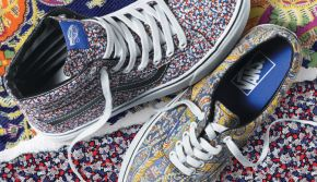 Free your Feet: Vans x Liberty Fall 2014