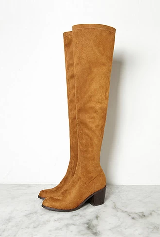 f21-thigh-high-faux-suede-boots