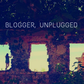 Blogger, Unplugged
