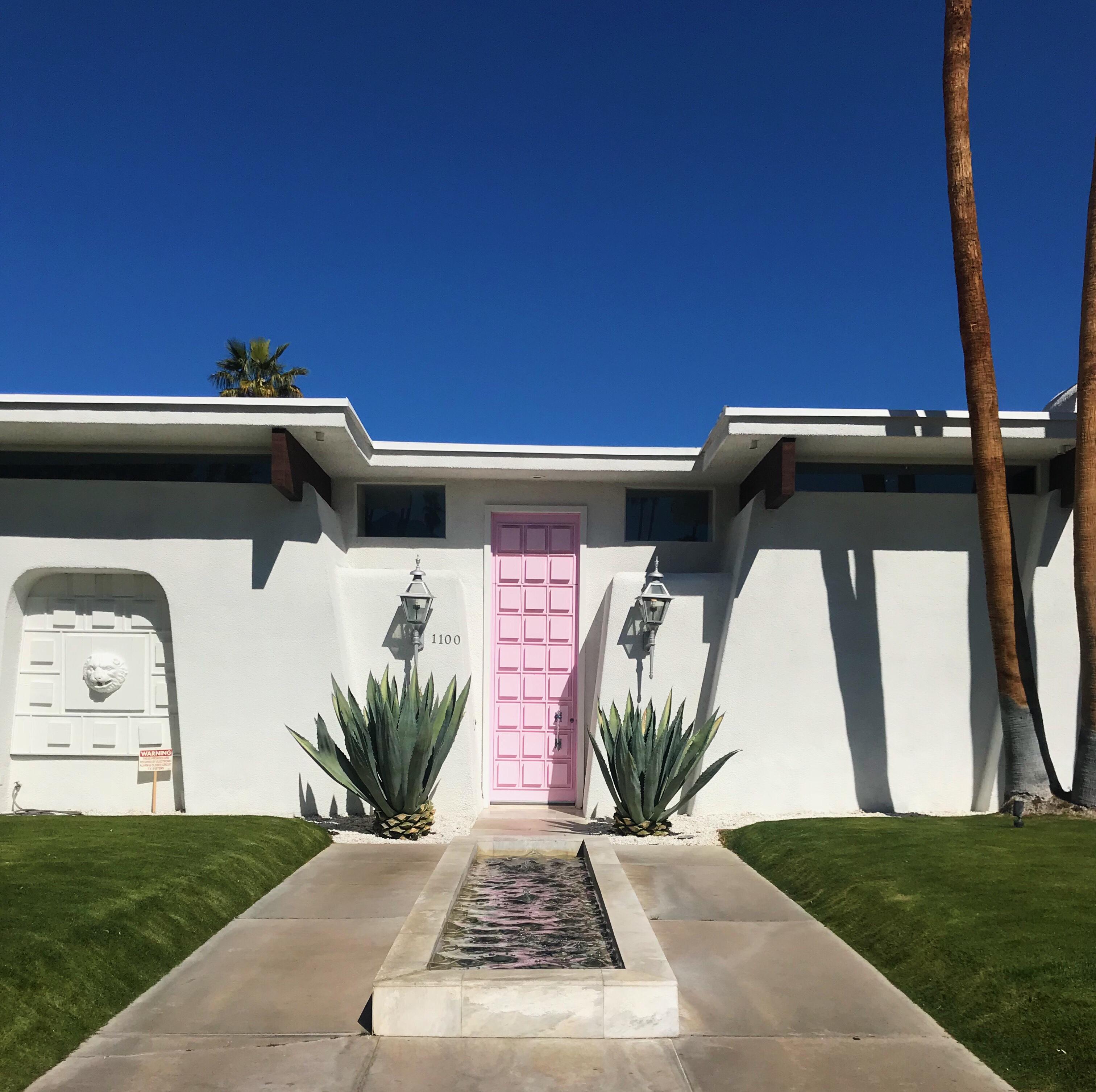 Palm-Springs-Door-Tour-13 & Door to Door Snapper | Lady Goodman